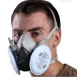 Máscara silicone 3M