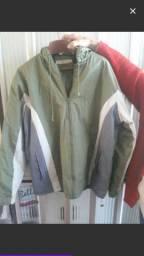 Casaco jaqueta tamanho G