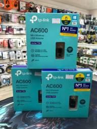 Receptor Usb Wi Fi Tp Link Dual Band AC600