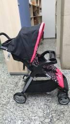 Carrinho e bebê conforto Cosco Disney- Minnie
