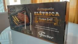Churrasqueira elétrica FISCHER GRILL SEMINOVA !!