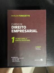Livro direito empresarial Marlon Tomazette