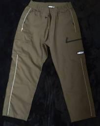 Calça High Company Cargo Pants Verde Musgo