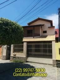 Casa em Campos dos Goytacazes, Finan.cia, 4 Quartos(2Suítes), Estuda Proposta