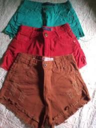 Vendo lote de roupa numeração 38