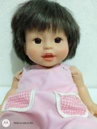 Boneca Little mommy Fischer