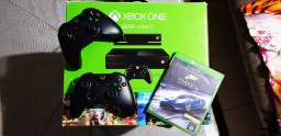 Xbox One 2 controles s/fio + kinect