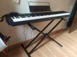 Piano cdp s100 + suporte