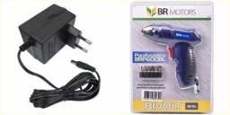 Mini Parafusadeira BRP600 à Bateria - BR Motors