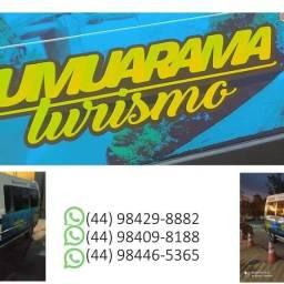 Locação de Van Umuarama e região