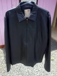 Jaqueta de couro - Indaial