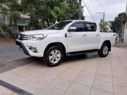 Toyota Hilux raridade único dono só pra pesoas exigente