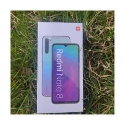 XIAOMI /// Redmi Note 8 //// Novo lacrado com garantia e entrega imediata