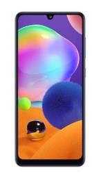 Celular Samsung A31 128 GB Azul NOVO
