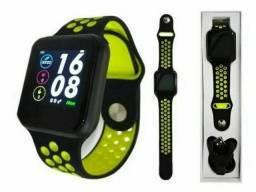 Relógio Smart watch Bracelet F8 Fitness (Entrega GRÁTIS)