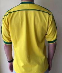 Camisa do Brasil 1998