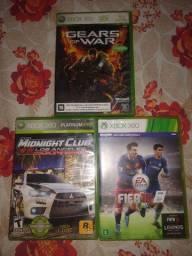 Jogos semi novos para Xbox 360