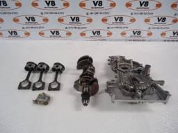 Kit Motor Kwid 1.0 3c (Pistão C/ Biela - Virabrequim - Bomba Óleo - Bronzinas)