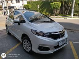Honda Fit Lx Aut. 1.5. 2018 Única Dona 32 Mil Km Novíssimo Oportunidade Imperdível