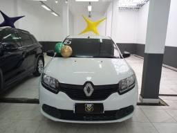 Renault Sandero Flex/GNV. C/Entrada+48x645 Fixas