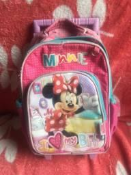Mochila Pequena Minnie
