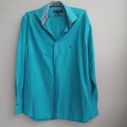 Camisa Manga longa - Dudalina - tamanho 3