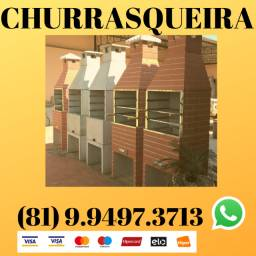 Montagem e entrega Churrasqueira , Montagem e entrega Churrasqueira , 20111110