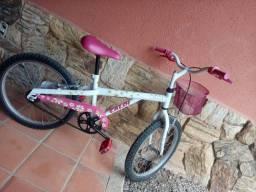 Bicicleta Caloi Ceci Rosa