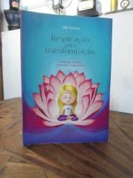 Livro - Respiração para Transformação - Ailla Pacheco