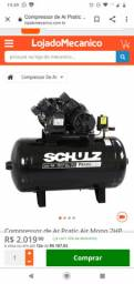 Compressor zero nunca usado $2.000,00