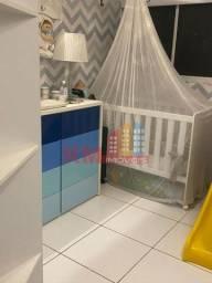 Vende-se lindo apartamento no Residencial Dolce Vita - KM IMÓVEIS