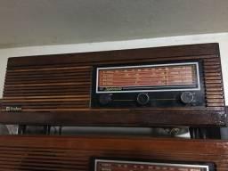 Rádio Antigo Frahm Diplomata