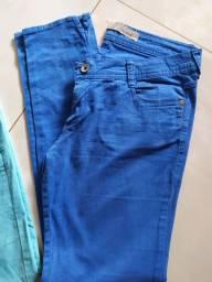 Lote calças Tam 44 - são 8 peças
