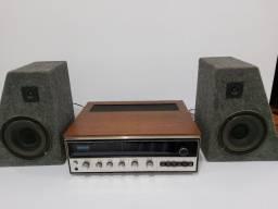 Receiver vintage keewood kr-4200