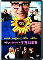 A Vida e Morte de Peter Sellers - DVD