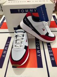 Tênis Tommy Hilfiger americano