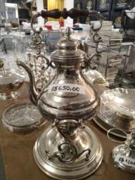 Samowar de prata