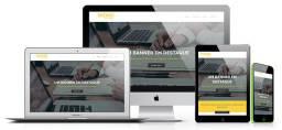 Site profissional c/ hospedagem + domínio grátis