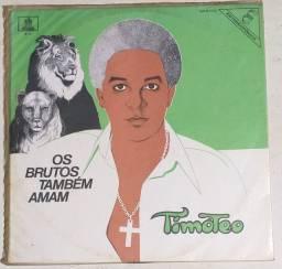 LP Vinil Agnaldo Timóteo 1972