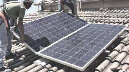 Energia Solar Fotovoltaica Reduza os custos com eletricidade