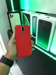 Moto G4 Plus 32GB - ACEITO CARTÃO