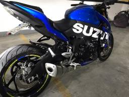 Suzuki Gsx s1000a 2016