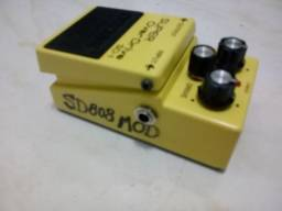 Pedal Boss SD 808 Mod