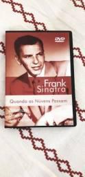 Dvd Frank Sinatra Quando As Nuvens Passam
