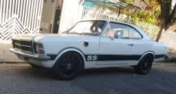 Opala Turbo 6 Cilindros Caracterizado SS 1978/79