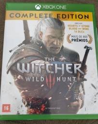Jogo Xbox One - The Witcher 3 Complete Edition