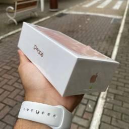 IPhone 7 Gold rose de 128gb lacrado