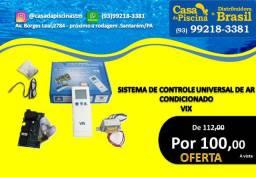 Placa Universal P/ Central de ar Vix