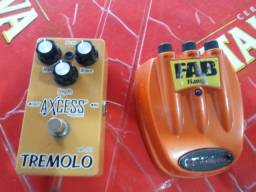 Pedal tremolo axcess.  Pedal fab flanger