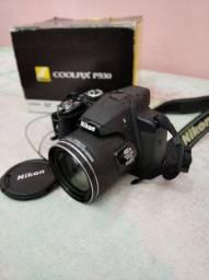 Câmera fotografica Nikon Coolpix P530(superzoom)